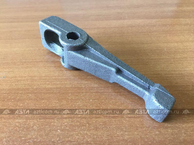 Рычаг отжимной 01М-2112-1. Произведено на АЗТЛ