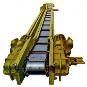 Колесо 2СР-70М.01.332 для конвейера скребкового 2СР70 и 2СР70-05
